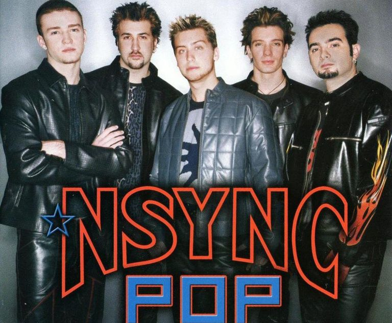 *NSYNC Celebrity | The Greatest Albums Ever (The Time ...