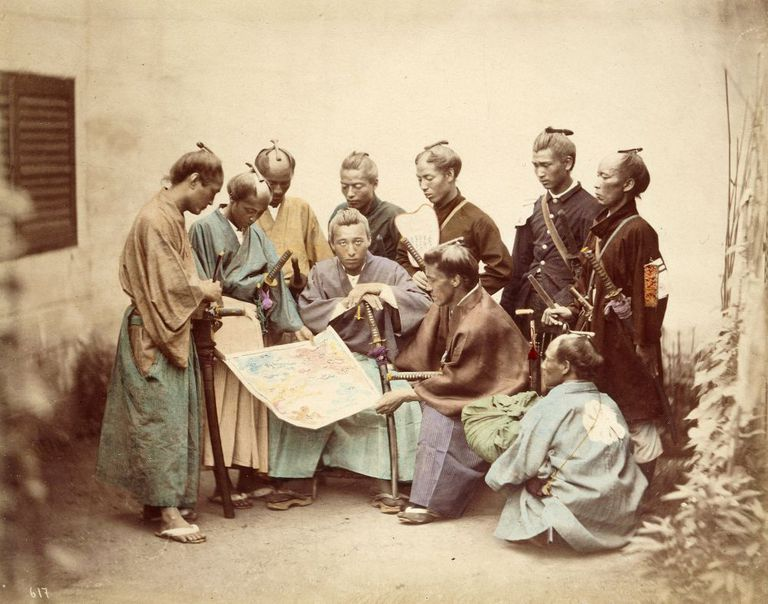 Chosu-samurai-during-boshin-war-periodFeliceBeatoWiki.jpg