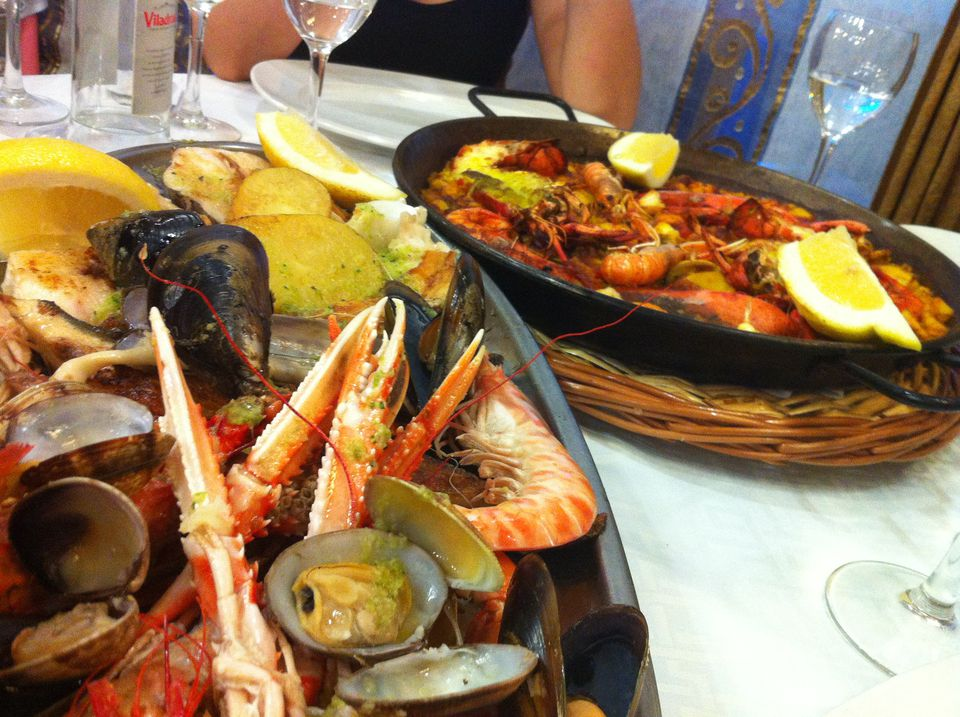 Visit Barcelona from Perpignan and feast on paella