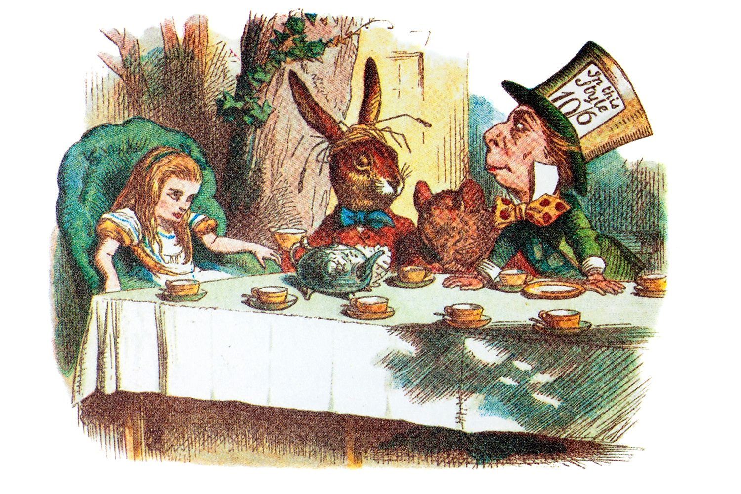Quotes From Alice In Wonderland Alice In Wonderland' Quotes Make You Ponder About Life