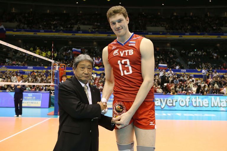Who are the World's Tallest Volleyball Players?