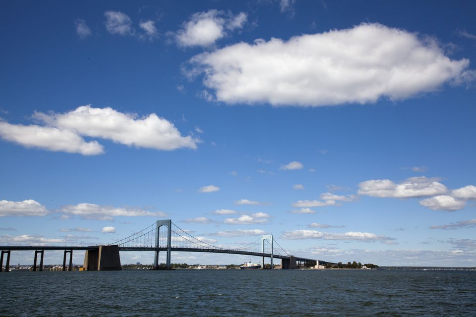 Throggs neck Bridge, New York