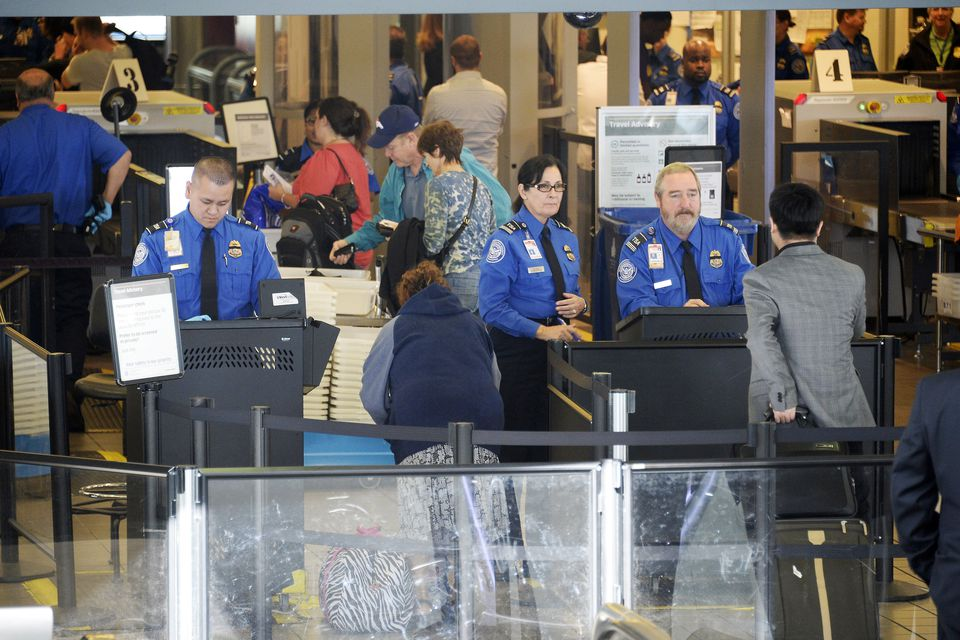 Advance preparation will help you go through airport security quickly.