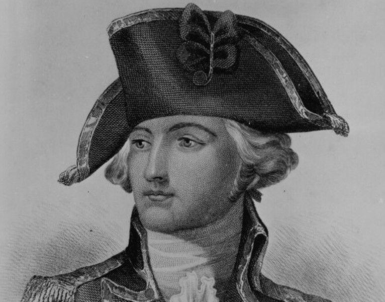 John Burgoyne during the American Revolution