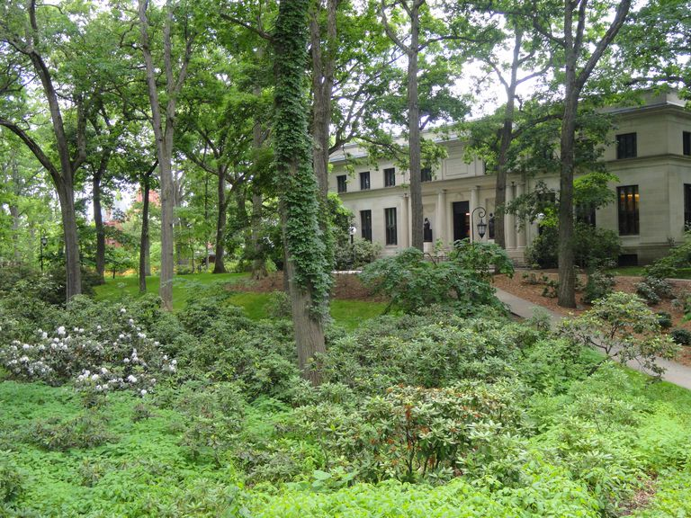 Margaret Clapp Library, Wellesley College, Wellesley, Massachusetts