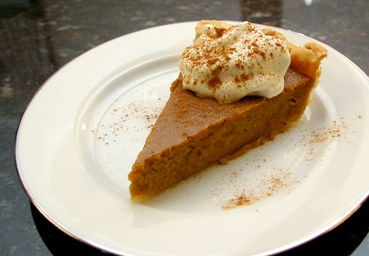 roasted butternut squash pie
