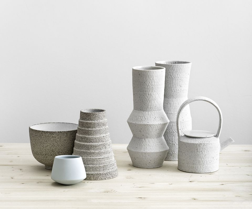 Modern Pottery We Adore