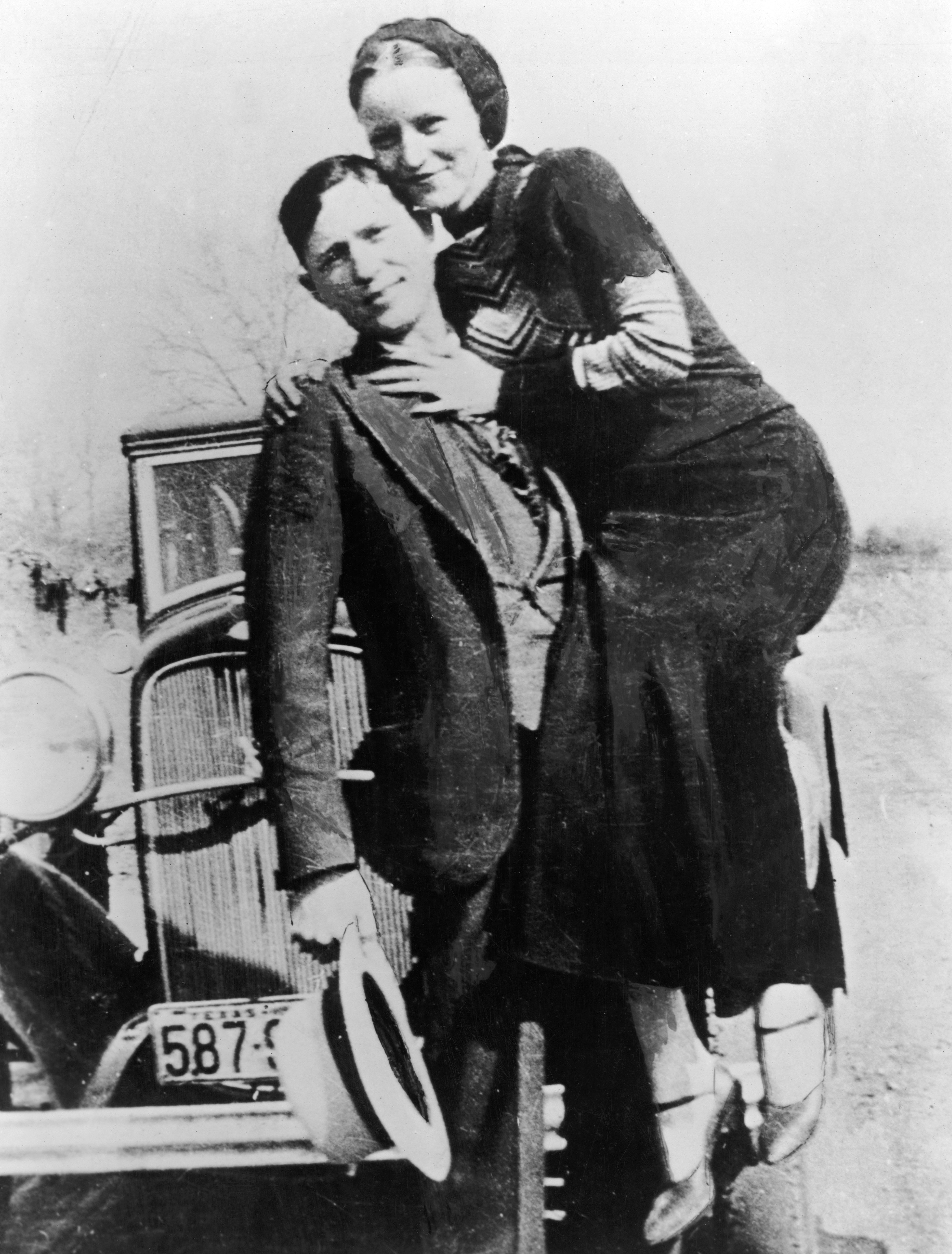 The Life and Crimes of Bonnie Parker and Clyde Barrow