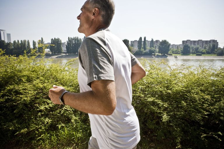 Physical exercise- such as jogging- can have benefits in Alzheimer's