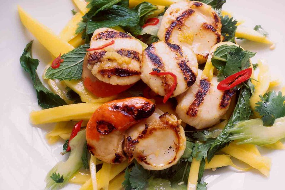 Easy Thai Cuisine Seafood Recipes
