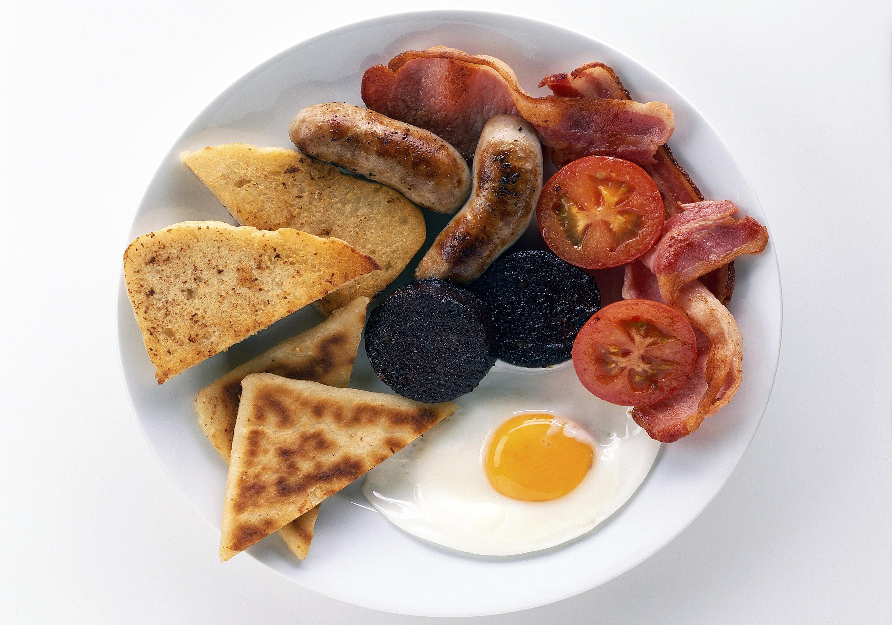 What Makes Up A Full Irish Breakfast