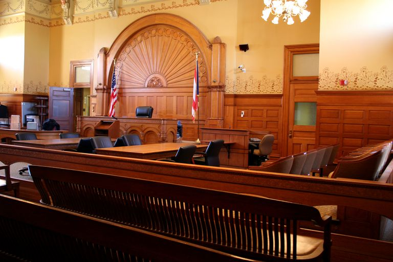 American Courtroom 3