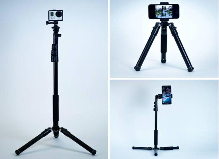 Tripod cameras