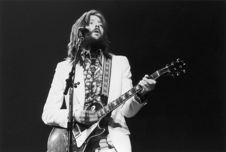 Eric Clapton in 1973
