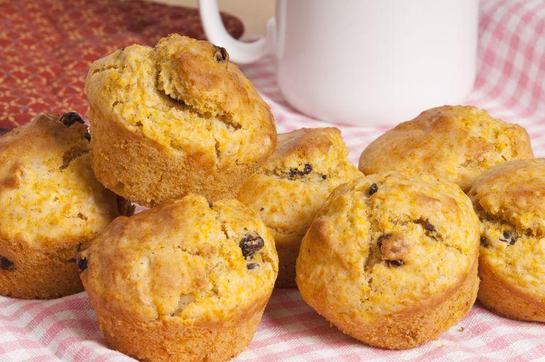 Amazing Pumpkin Walnut Muffins