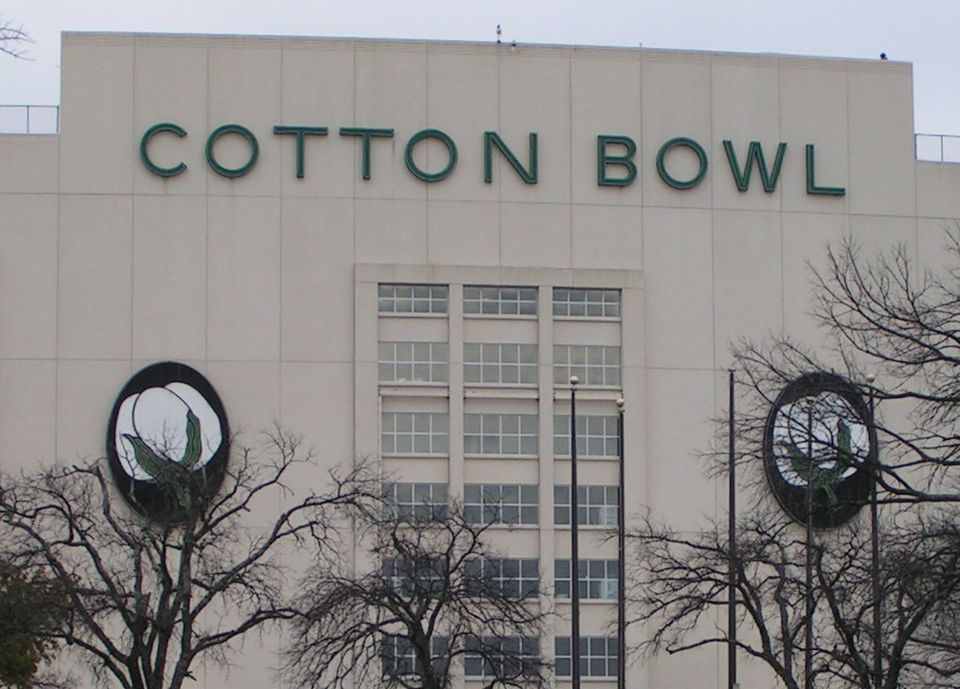 The Cotton Bowl