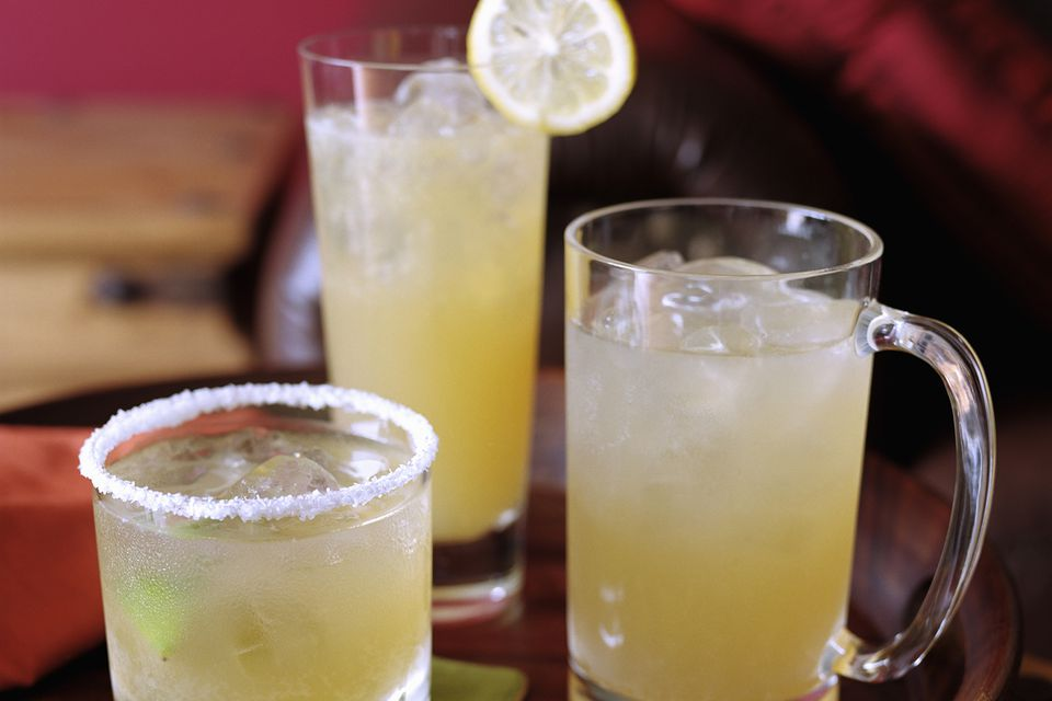 The Easy Shandy - Beer Mixed Drink Recipe