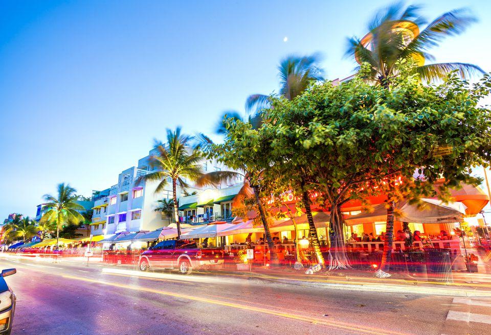Miami's South Beach.