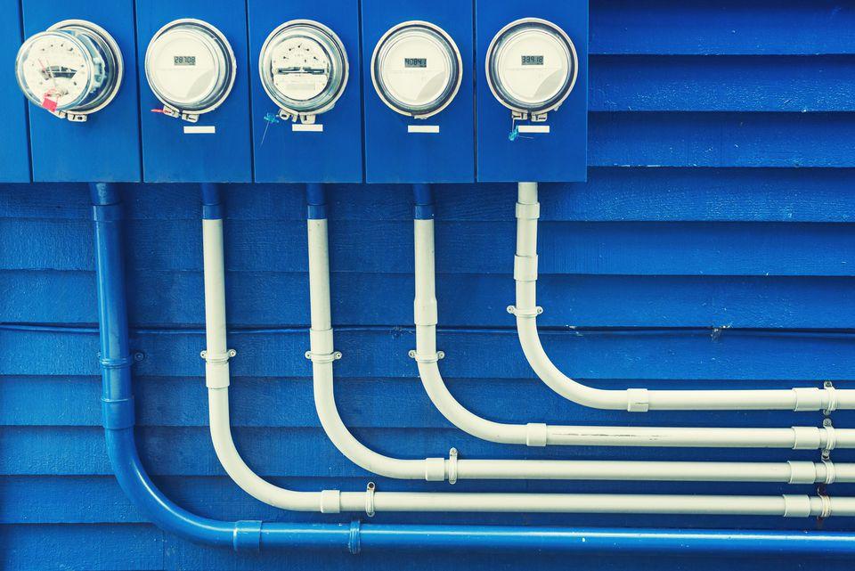 Blue Power Meters