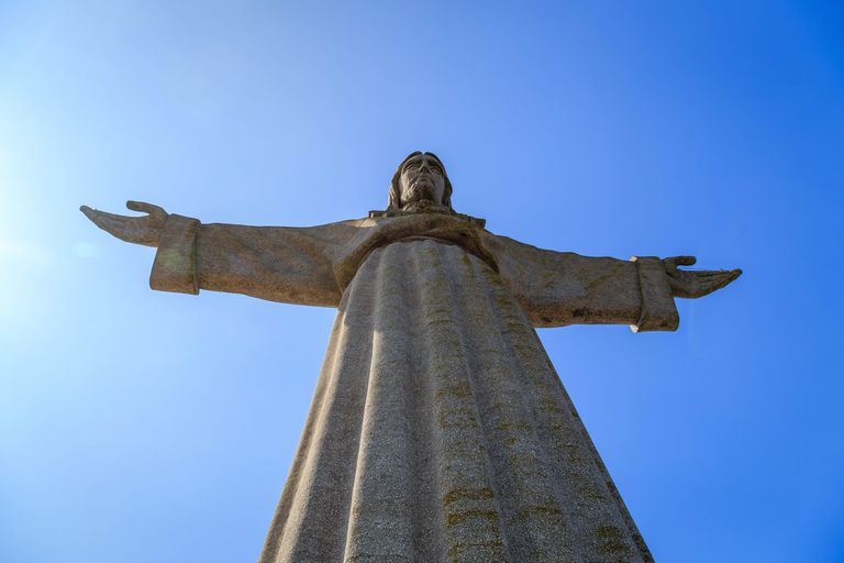 Cristo Rei, Christ Statue in Lisbon