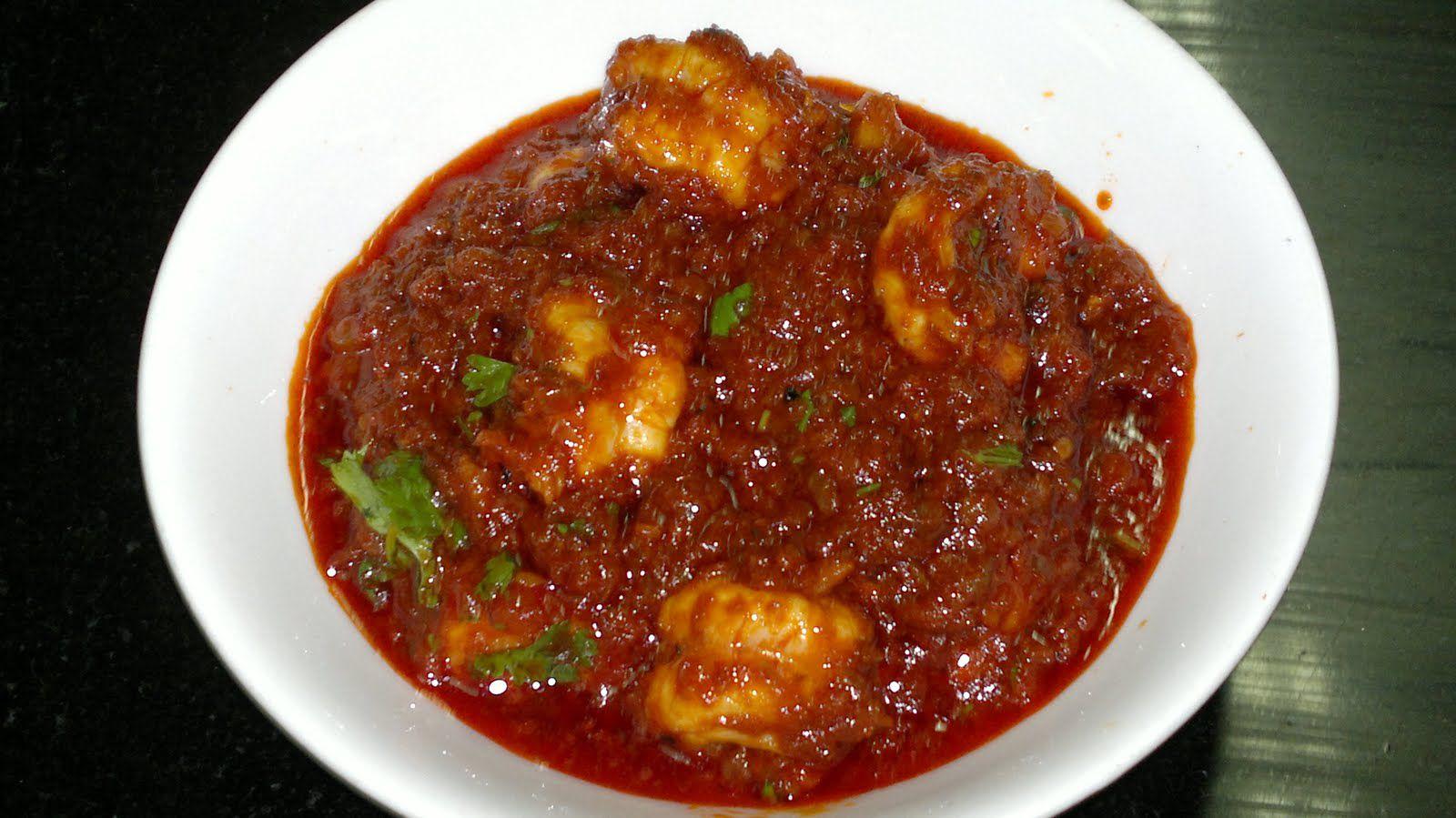 Prawn Balchao Recipe From Goa
