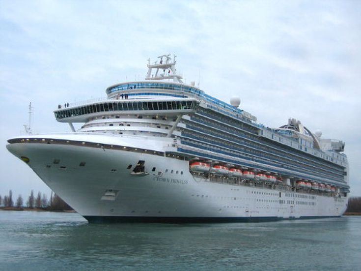 Carnival Dream Cruise Ship Profile - How many knots does a cruise ship go