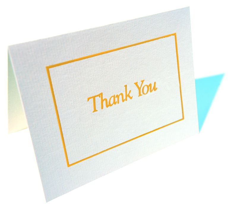 sample thankyou cards