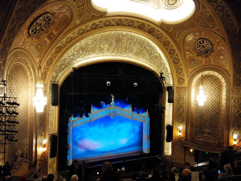 Paramount Theater Seattle