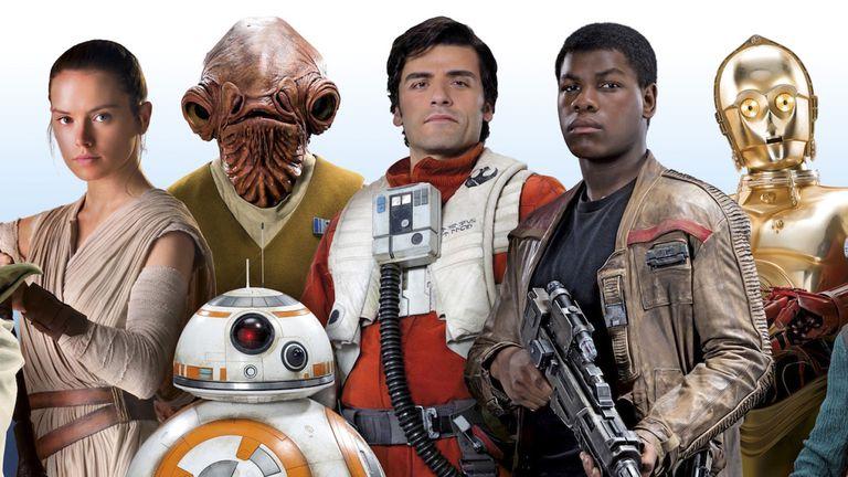 'Star Wars: Character Encyclopedia' cover art