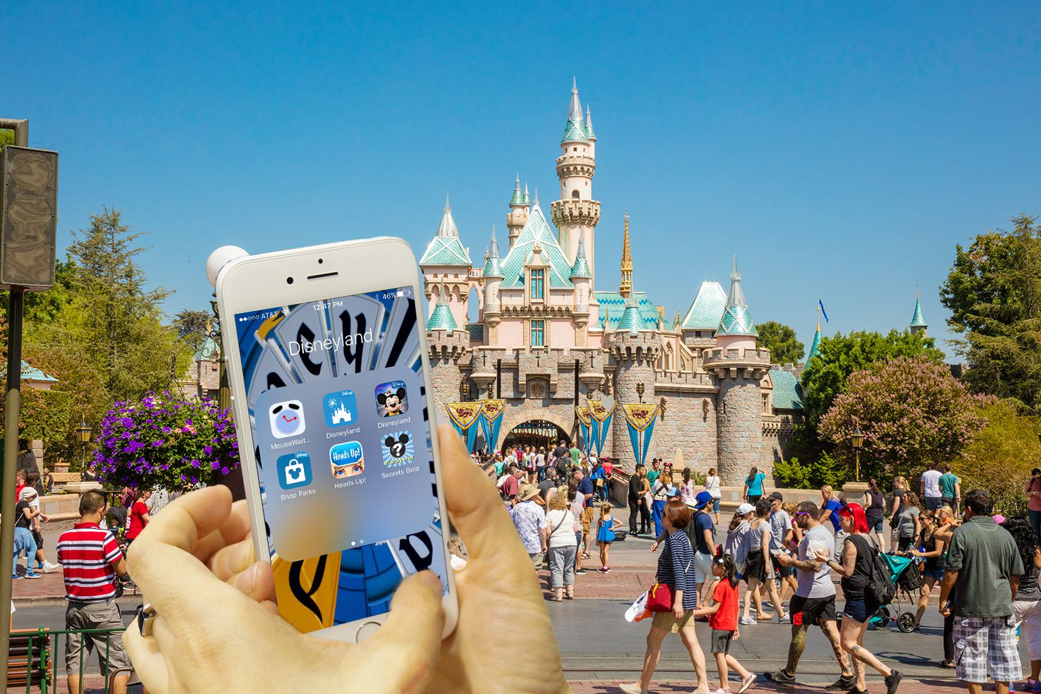 Best Used Family Car >> Best iPhone Apps for Disneyland California