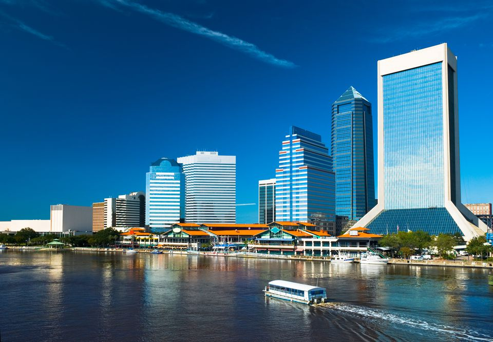 Jacksonville Downtown Waterfront