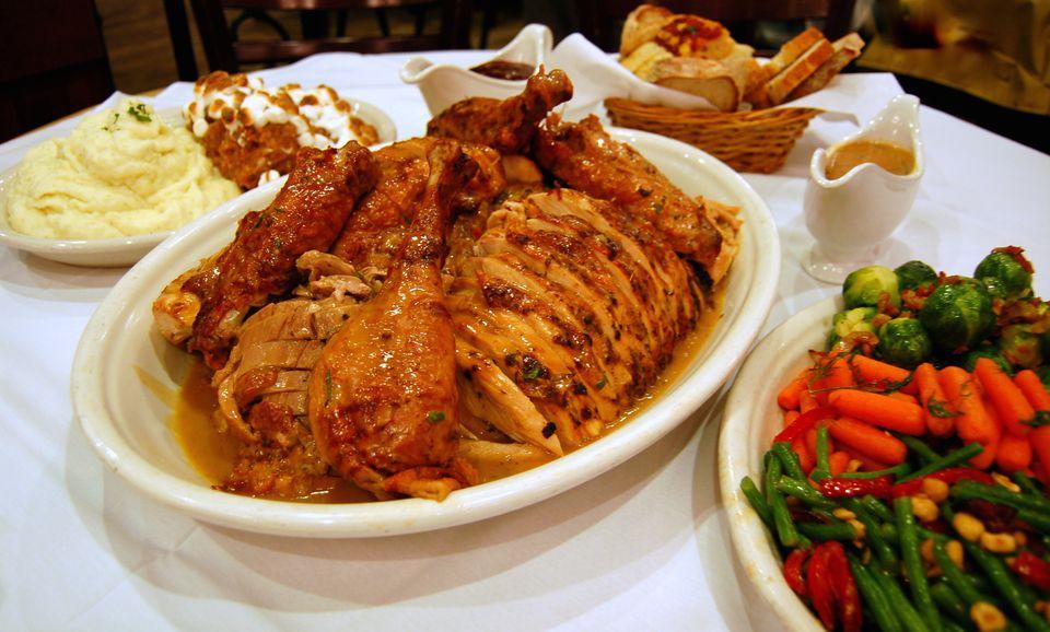 Carmne's Las Vegas Thanksgiving Feast