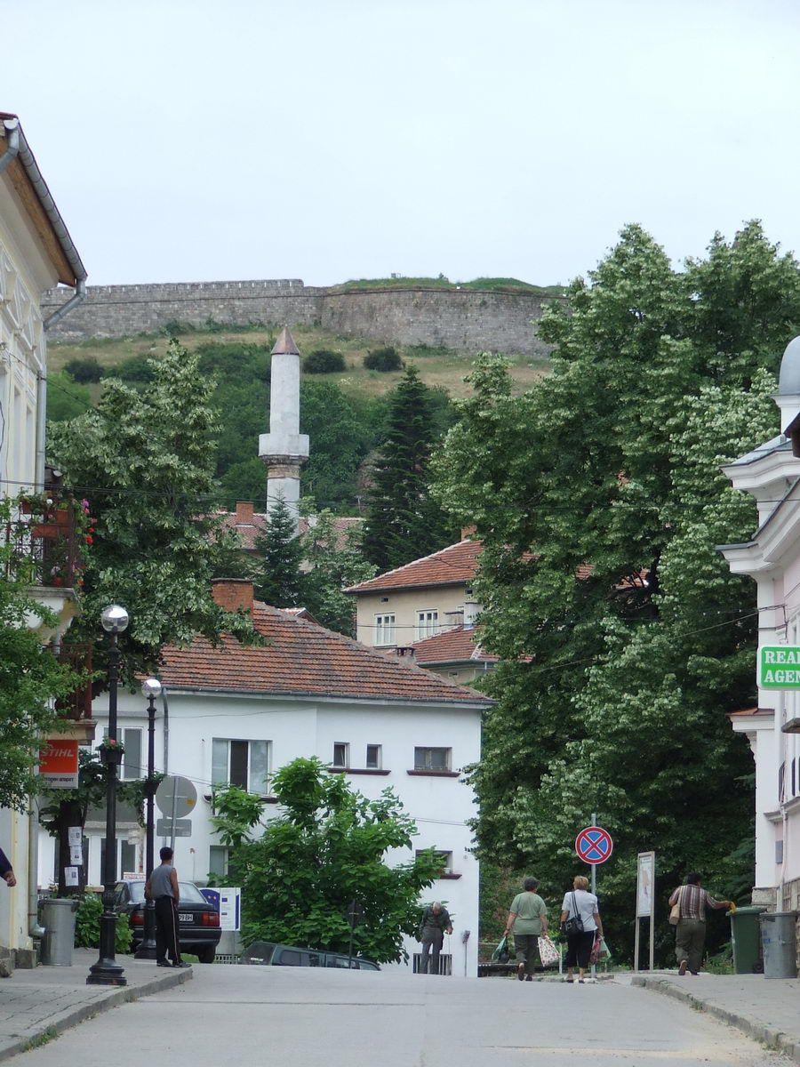 Belogradchik Bulgaria The Belogradchik Rocks And The Belogradchik Fortress