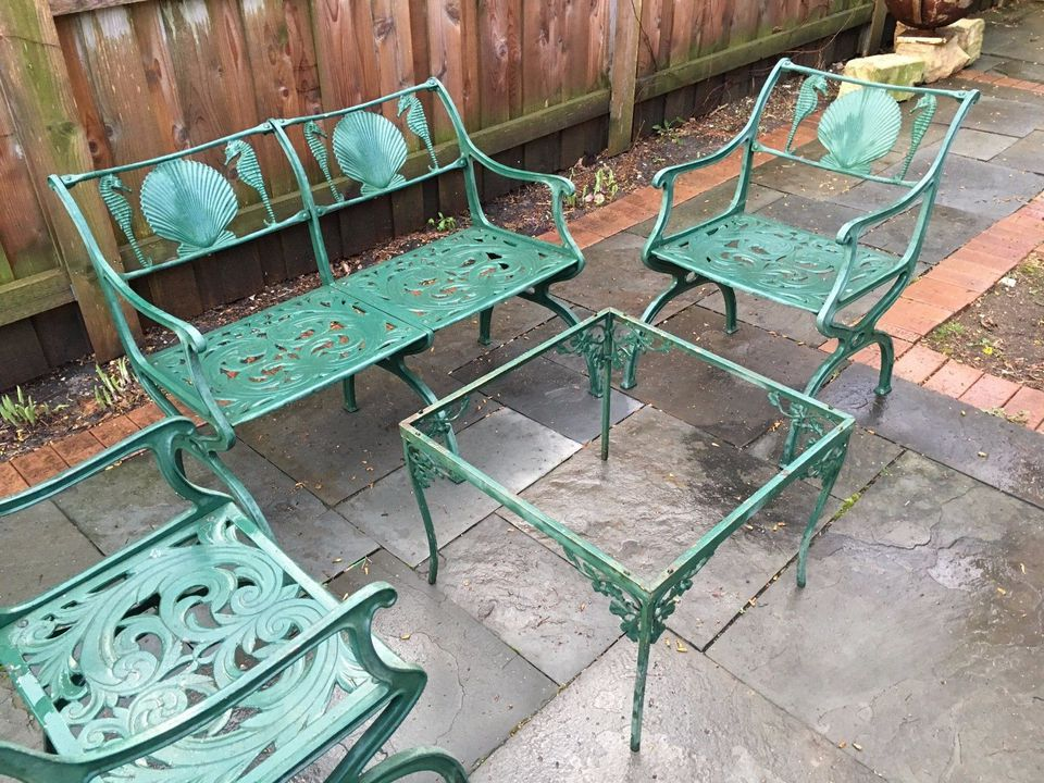 A Guide To Buying Vintage Patio Furniture - Patio furniture redwood city