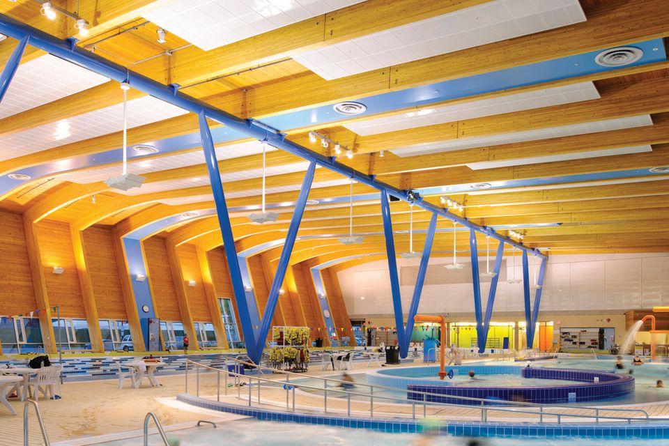 Hillcrest Aquatic Centre in Vancouver, BC