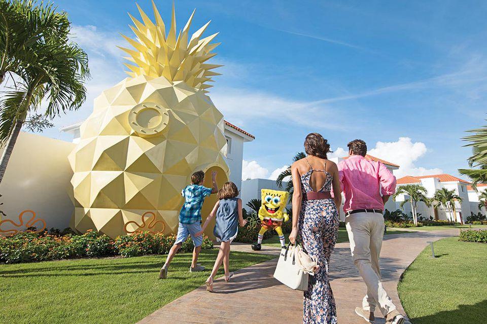 Nickelodeon Resort Punta Cana