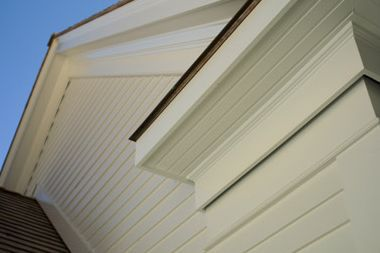 Fascia and Soffit Board