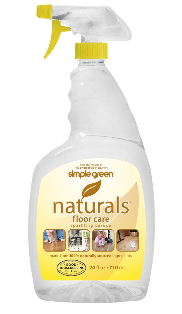 Simple Green Naturals Floor Care
