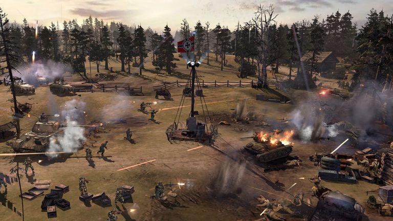 Top world war ii video game series gumiabroncs Gallery