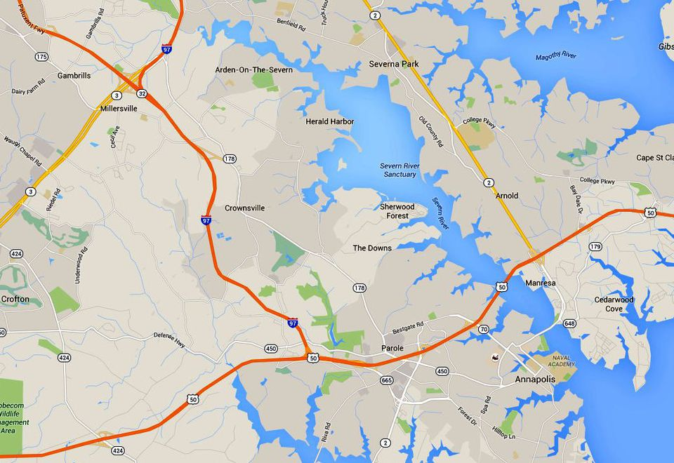 map of baltimore county maryland with Maps Of The Chesapeake Bay 4058117 on Bnia idx as well Usa Maryland furthermore Detroit City Map in addition VenueInfo furthermore Baltimore beltway north merge.