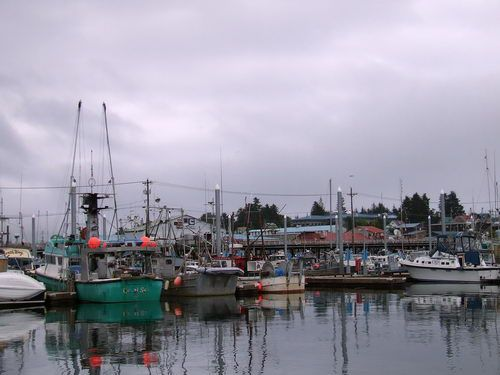 Petersburg alaska inside passage port of call on for Petersburg alaska fishing