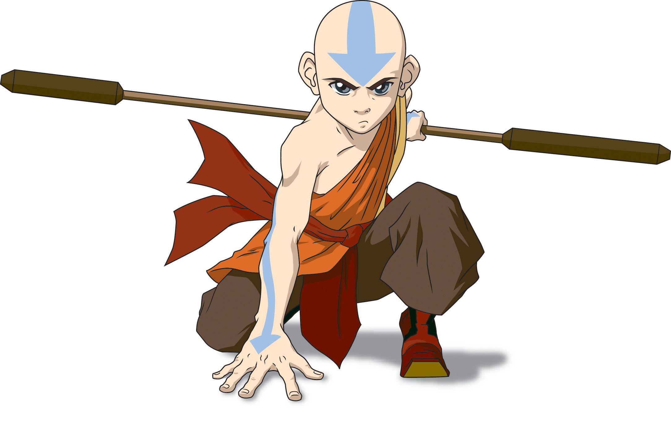 Aang Avatar