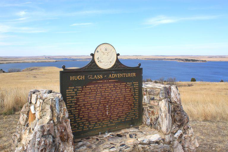 Monumento a Hugh Glass