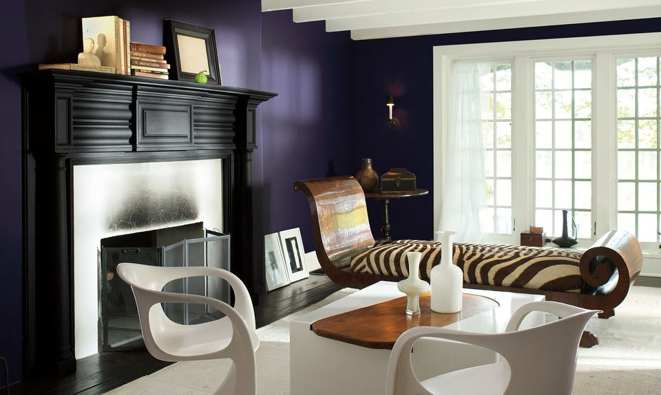 Benjamin Moore Shadow 2017 Color of the Year