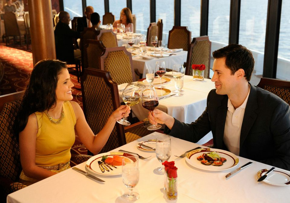 Adults-Only Dining at Palo on Disney Cruise