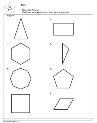 Angles in polygons worksheet pdf