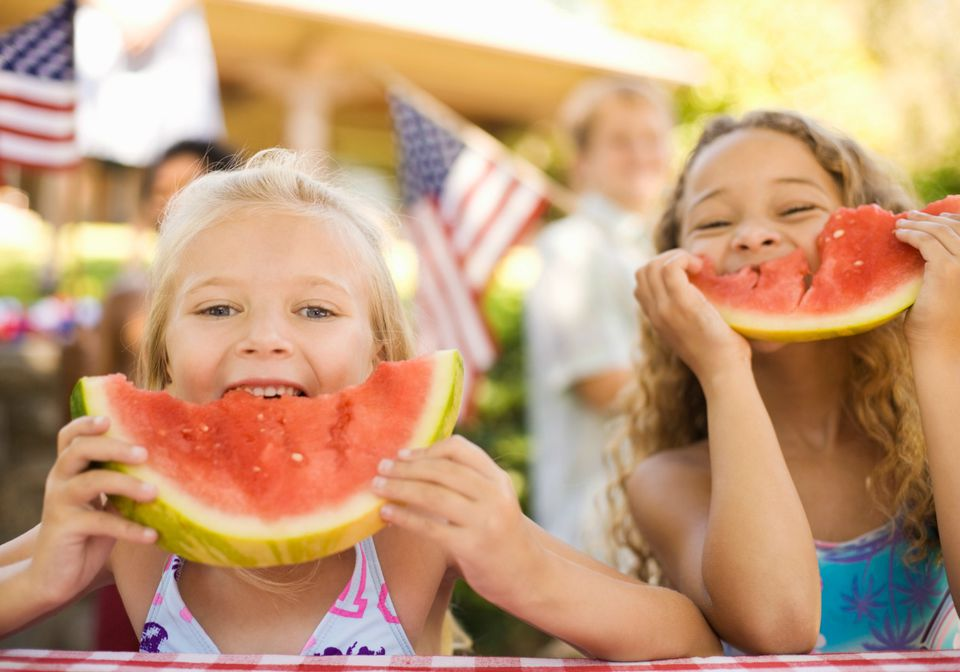July 4th Celebrations in USA