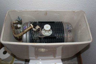 How to Repair a Leaking Pressure-Assisted Toilet