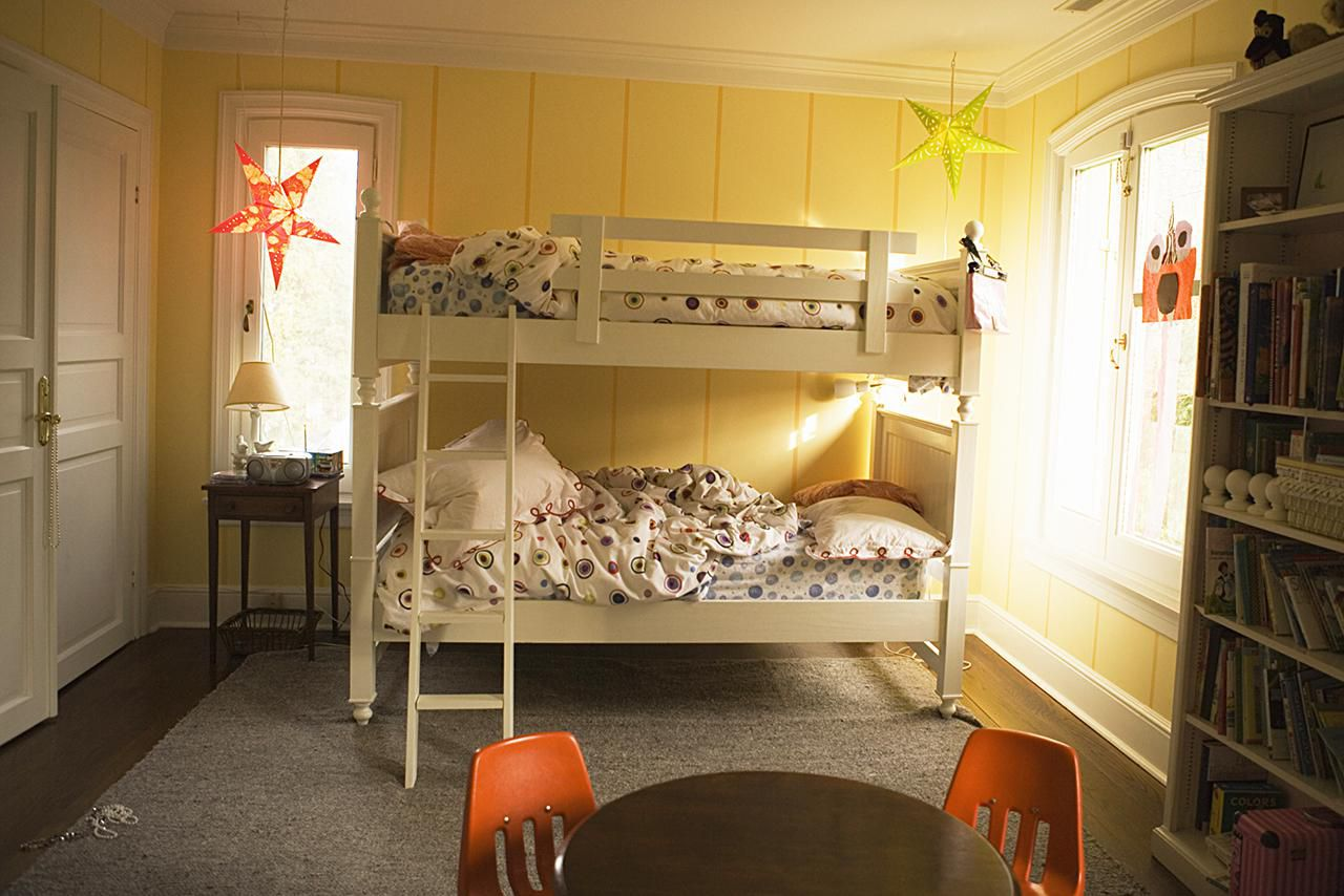 Guide to different types of bunk beds for kids for Different type of beds