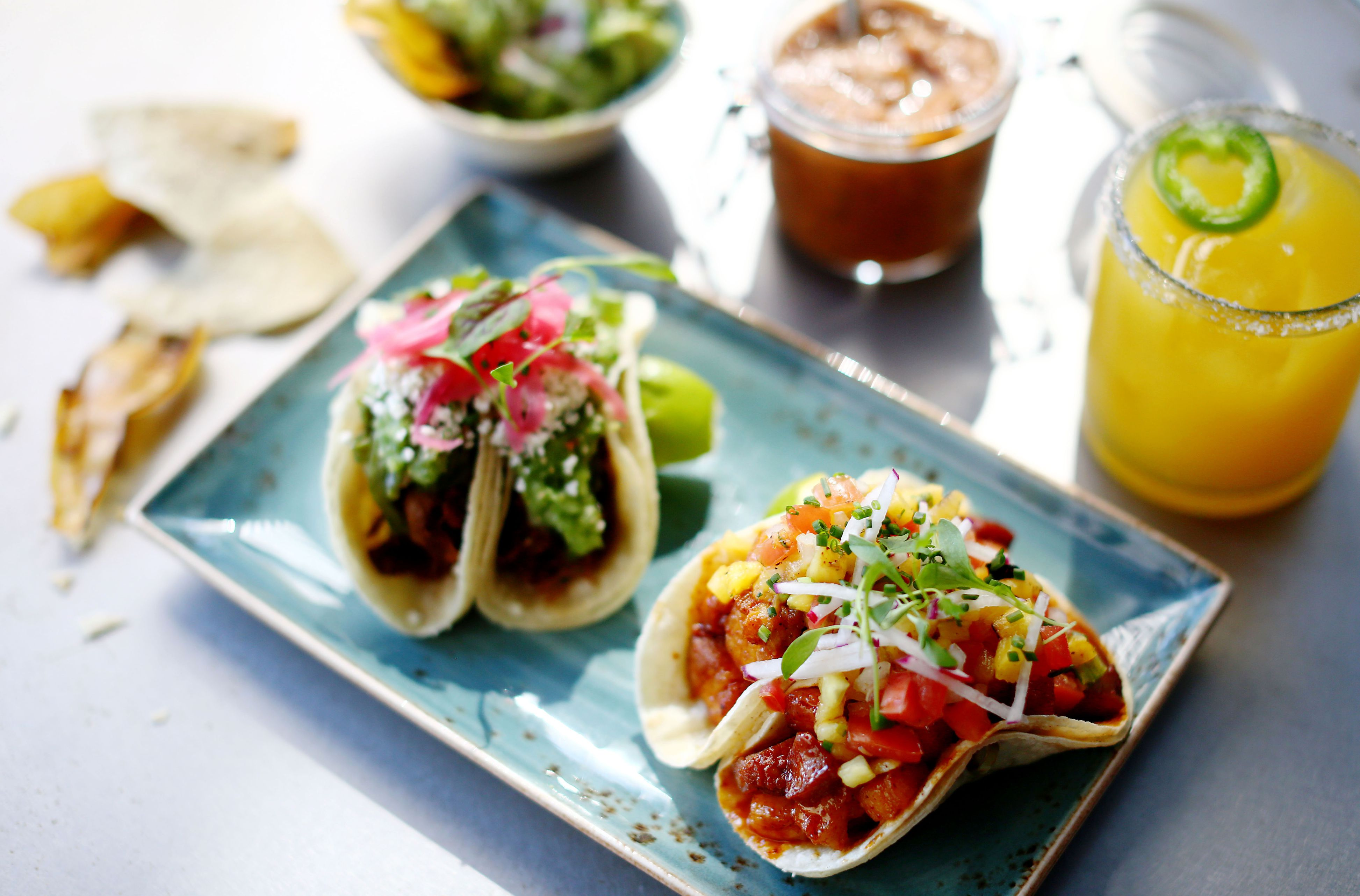 Best Low Calorie Mexican Food Choices